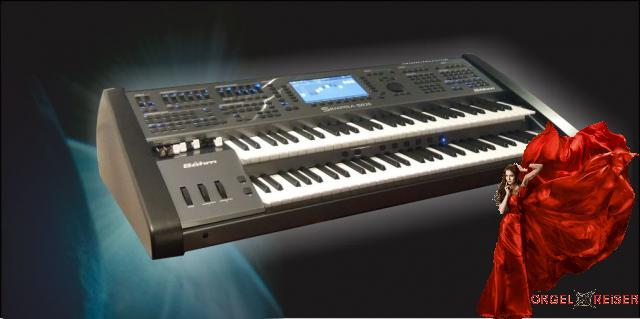 Sempra SE20 - Stage Keyboard - Edition AMG